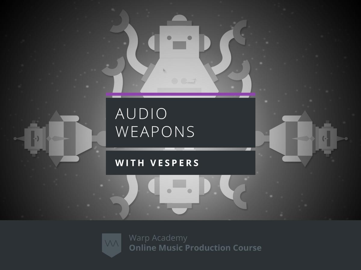 audio weapons