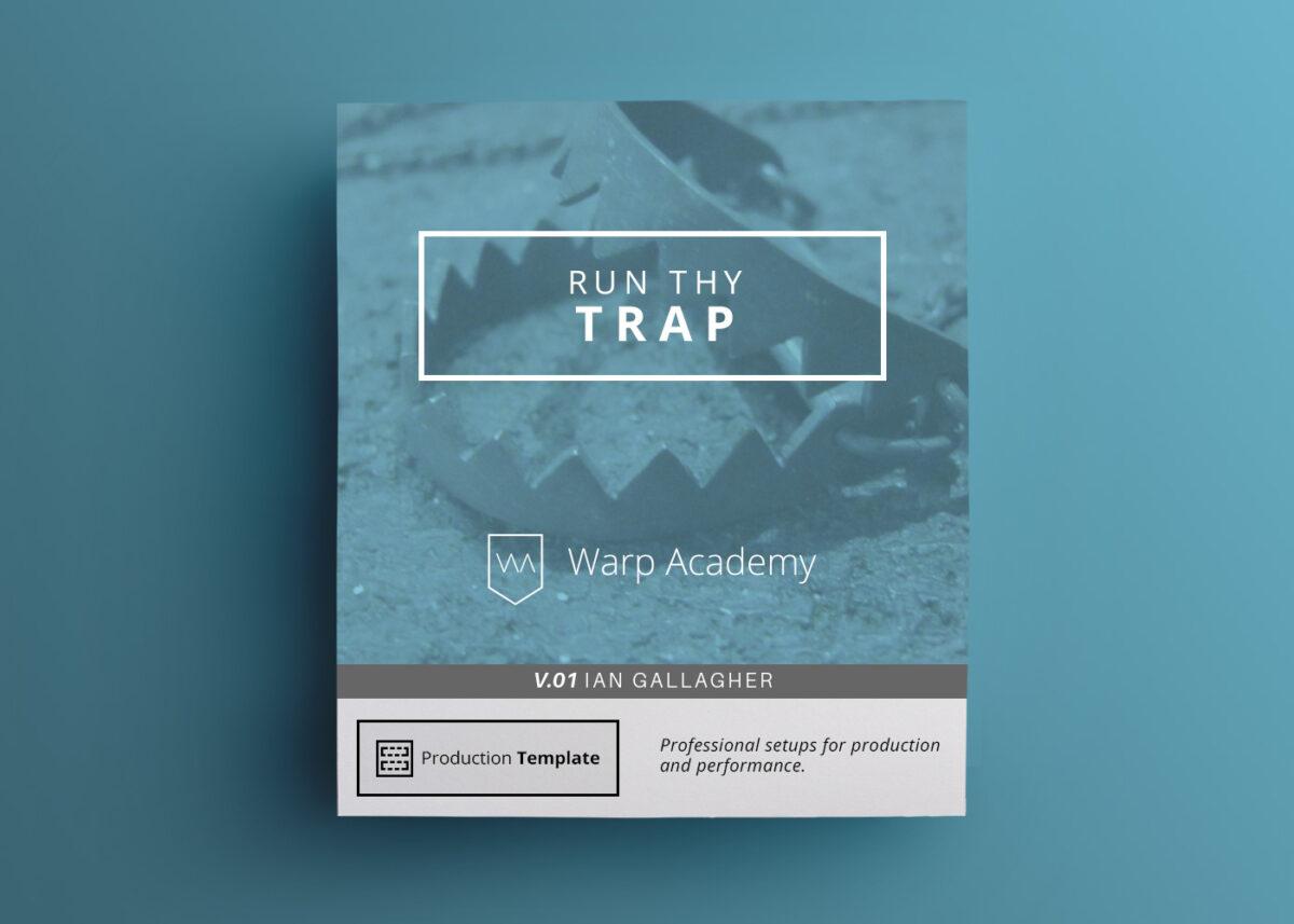 trap music template