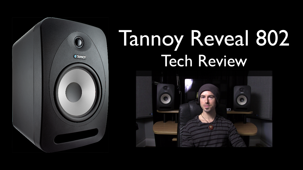 Tannoy Reveal 802 Review - Get the Low Down on These Studio Monitors - Warp  Academy