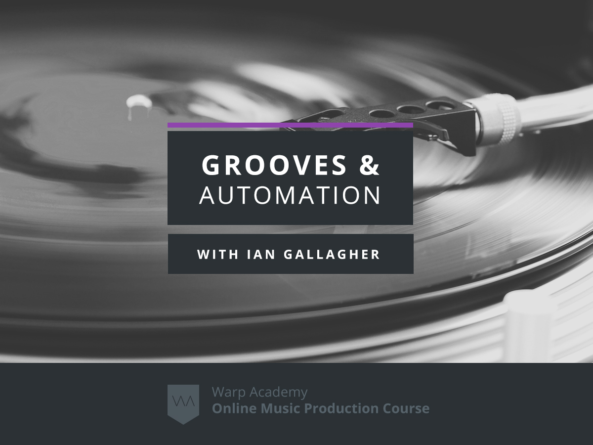grooves & automation