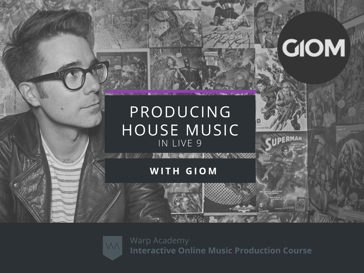 producing house music