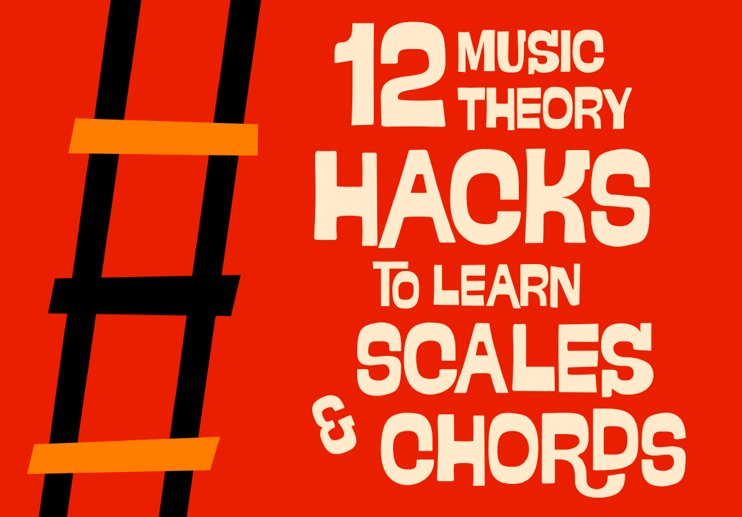 12 music theory hacks to learn scales chords by ray harmony 12 music theory hacks to learn scales chords by ray harmony warp academy hexwebz Gallery