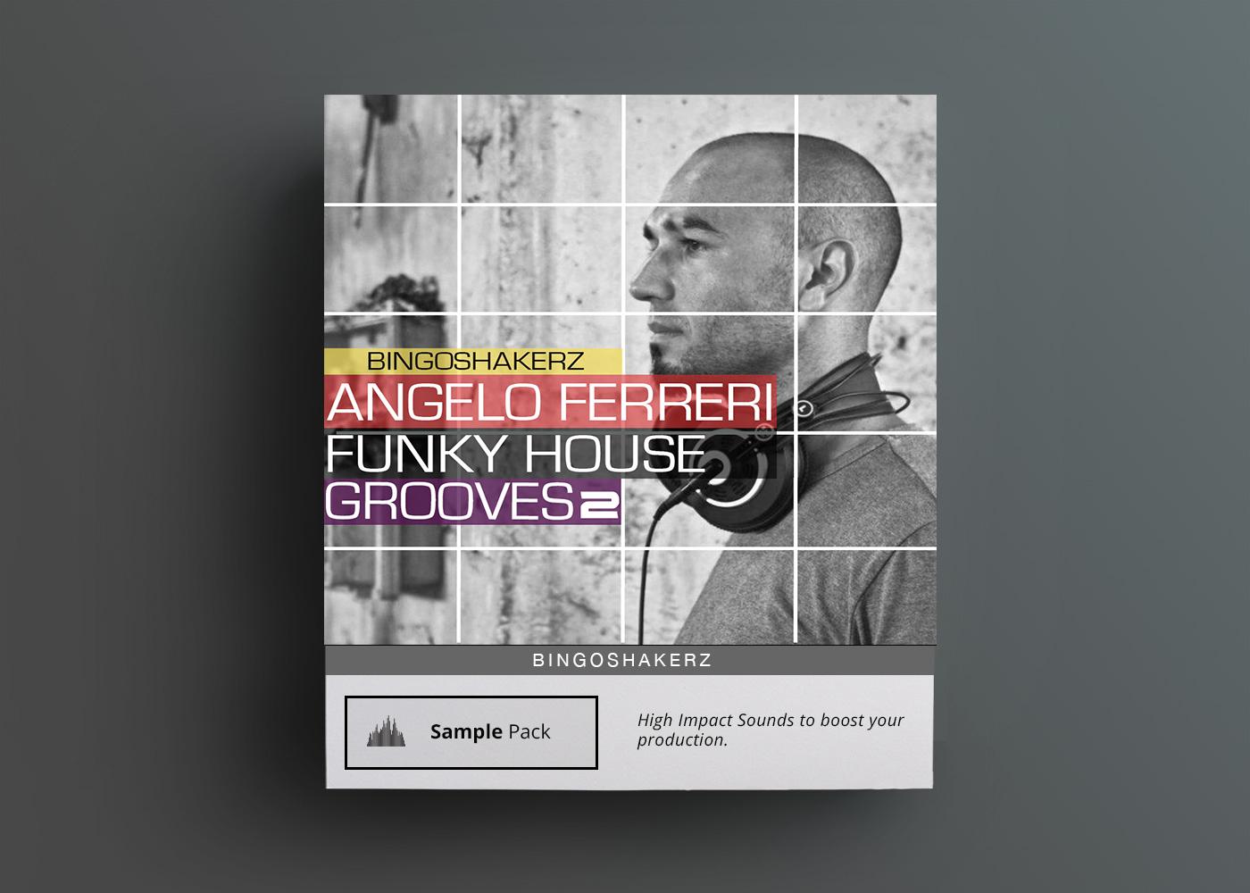 Bingoshakerz angelo ferreri funky house grooves 2 for Funky house classics