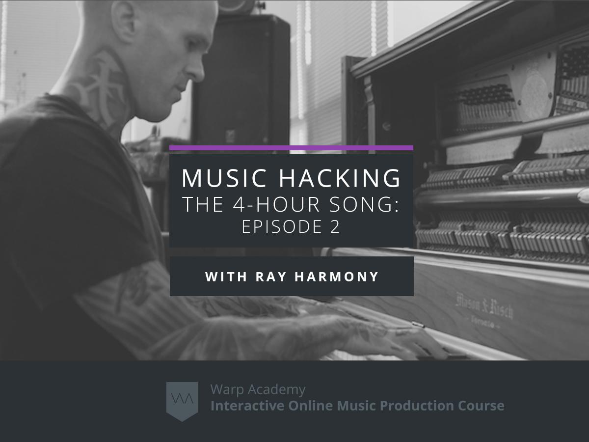 music hacking