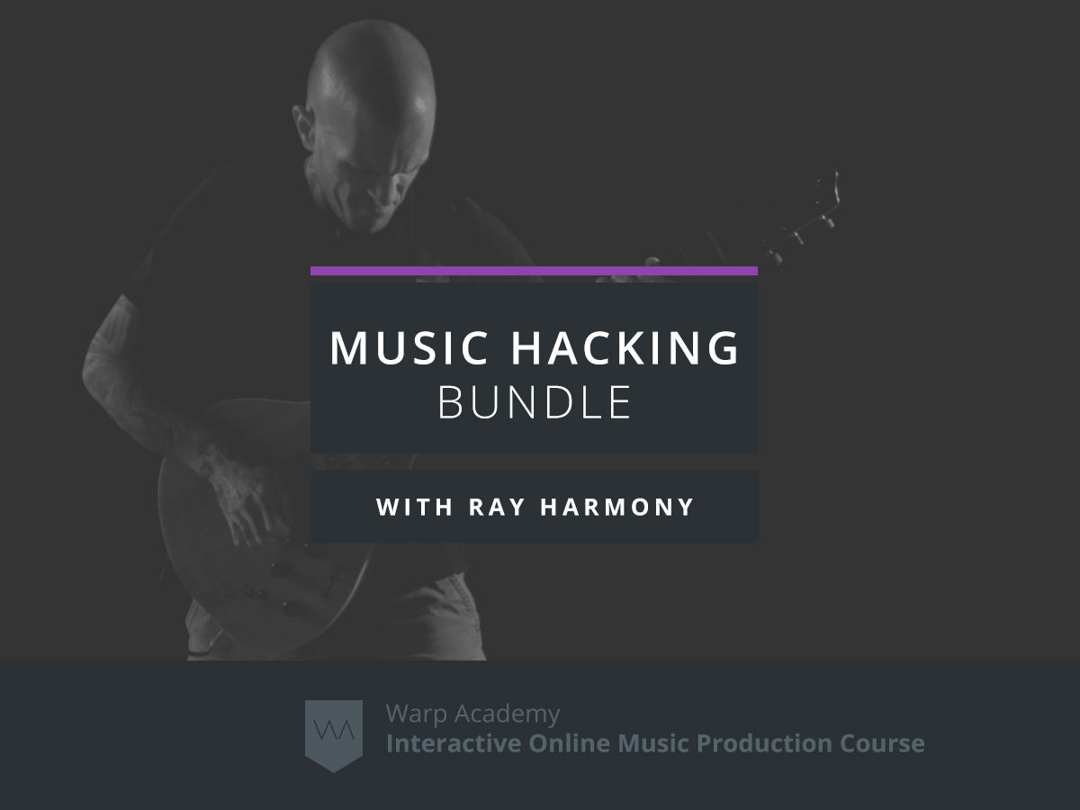 music hacking bundle