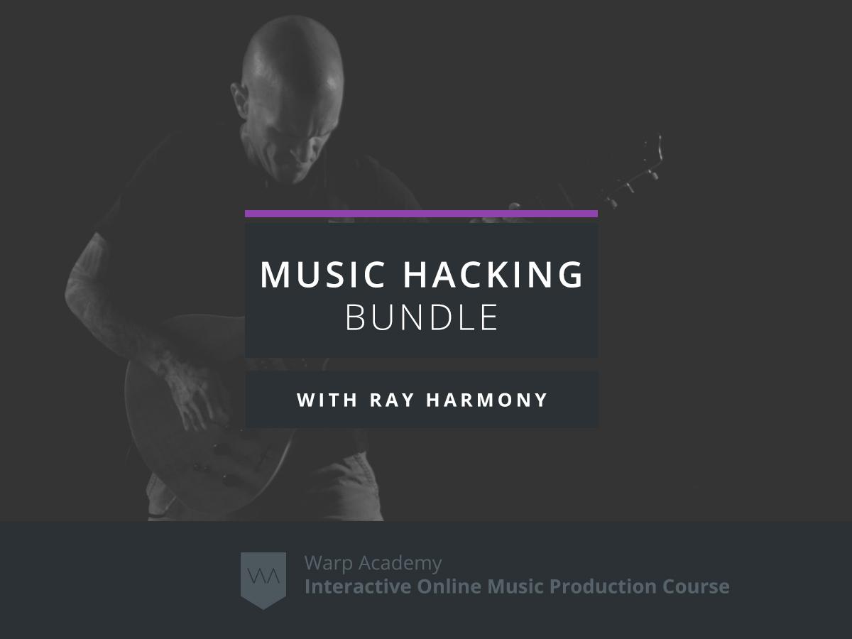 music hacking bundle