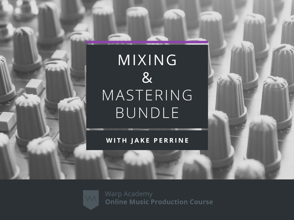 mixing and mastering bundle