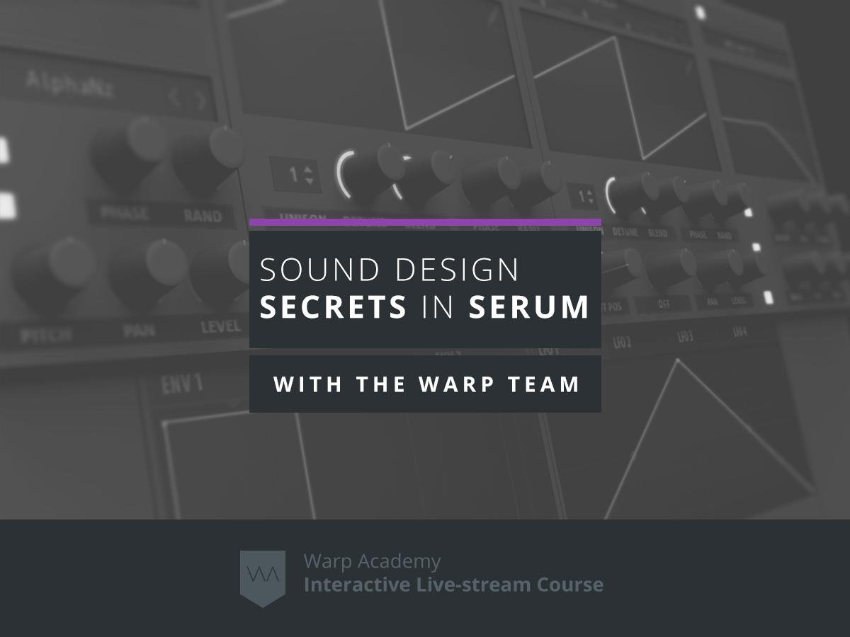 sound design secrets