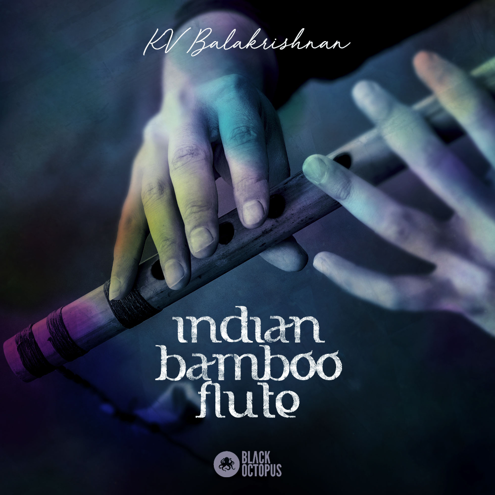 Black Octopus Sound | Indian Bamboo Flute