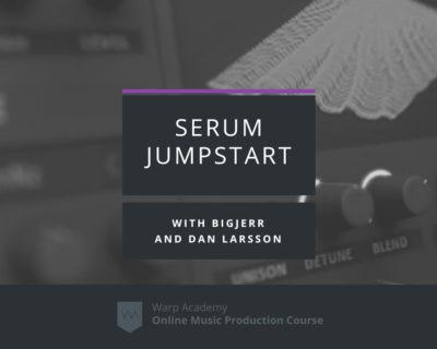 Serum Jumpstart Masterclass
