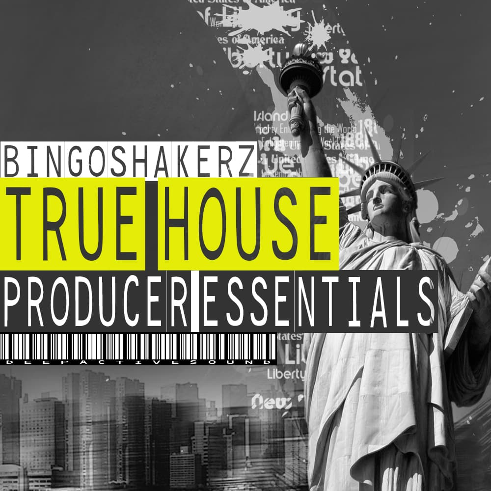 Bingoshakerz | BS017 True House Producer Essentials