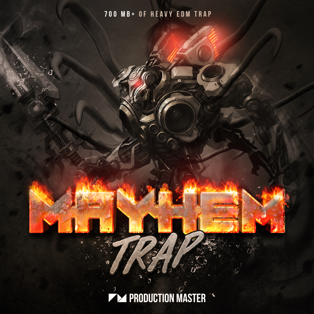 Production Master | Mayhem Trap