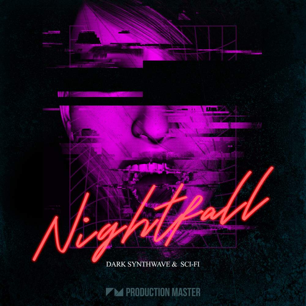 Production Master | Nightfall - Dark Synth Wave