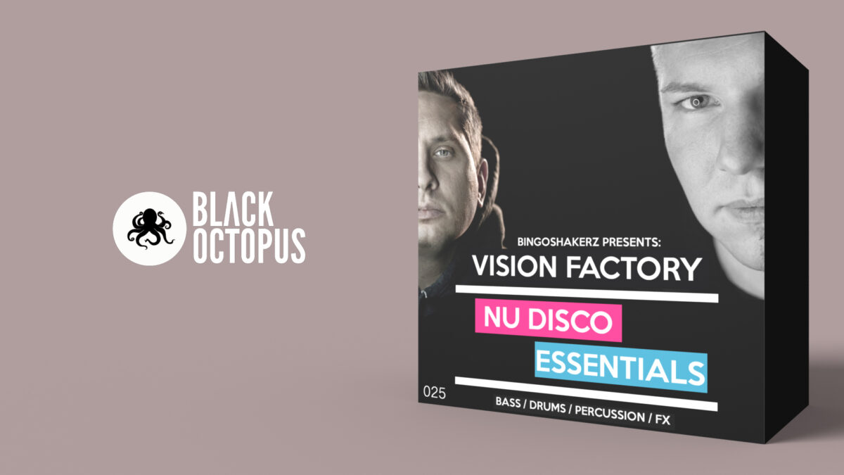 Bingoshakerz | VISION FACTORY NU DISCO ESSENTIALS