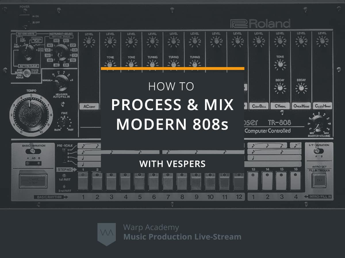 How-to-process-Mix-modern-808s-Livestream