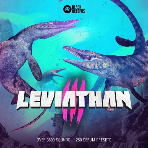 Black Octopus Sound - Leviathan 3 - Warp Academy