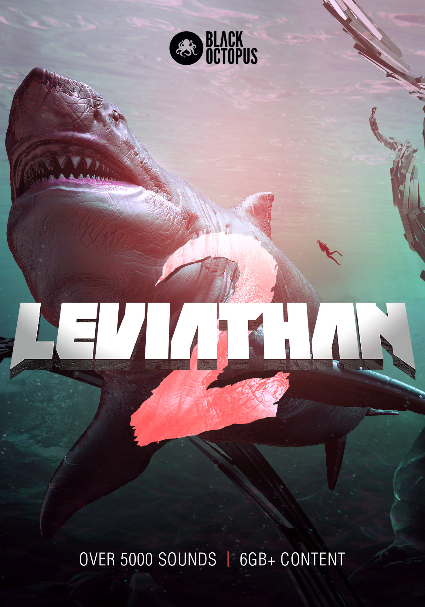 Leviathan 2 - Main Cover